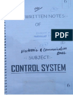 EC 6.Control System