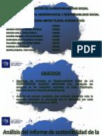 FILANTROPÍA, RESPONSABILIDAD SOCIAL Y INVERSION SOCIAL