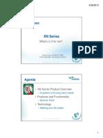 1 KCurcio XN Overview 051613.pdf