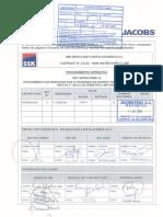 NDT-ASTM-UT004-12_Rev.0 Proc. de Insp Por U.T. en Uniones Termofundidas de Tub. HDPE de 2 (50mm) de Diametro a Mayores