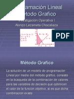 Lezameta Chacaliaza Alonzo - Programación Lineal Método Grafico.ppt