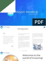Moon Invoice - Easy Invoicing
