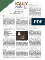 Hull Cell Basics