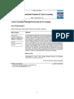Wahyuningsih, D. (2016). Active Learning
