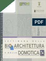 08 | Settimana della Bio Architettura e della Domotica | Italy