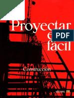 AFHA Proyectar Es Fácil. Construcción III