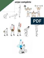ejercicios Cuerpo Completo
