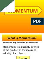 Momentum Webversion