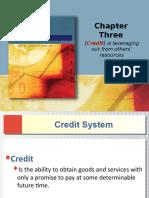 D Credit System