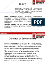 Strategic Management Unit- 2