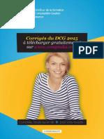 Sujet Corrige Dcg Ue1 2015