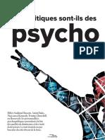 Les Politiques Sont-ils Des Psychopathes ?