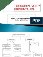 CLASE diseños descriptivos y experimentales.pdf