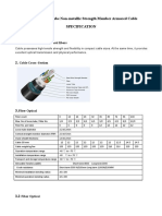 Direct burial optic fiber cable Specification -KSD2019.pdf