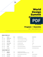 17 | World Design Summit Congress.  | Canada