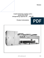 Grasso Liquid ammonia cooling unit's series DX LFKA refrigerating ....pdf