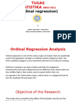 Presentation Ordinal Regression