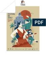 Programacion Festival de Jerez 2018