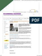 Dicas Para Não Se Arrepender Da Sua Escolha Profissional _ Portal Carreira & Sucesso