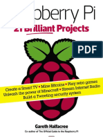 RASPBERRY PI 21 BRILLIANT PROJECTS.pdf