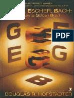 Gödel, Escher, Bach - An Eternal Golden Braid.epub