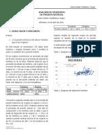 Evaluacion Analisis de Regresion