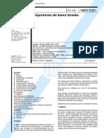 NBR-   5361-  DISJUNTORES DE BAIXA TENSÃO.pdf