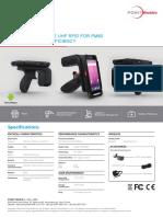 RF800 High-Performance Uhf RFID for PM80