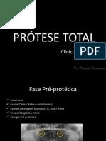 4- Protocolo - Prótese Total - Resumido