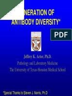 6 Antibody Diversity