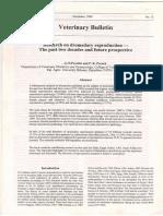 Veterinary Bulletin