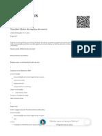 Transferir Titular de Registro de Marca. - GovBr