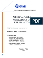 Informe Final Operaciones Unitarias