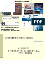 Introduction to Struc. Steel Design