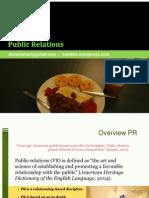 6 Public Relations