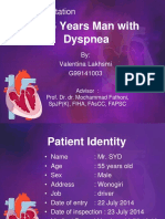 A 55 Years Man with Dyspnoea.pptx