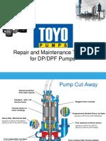 Repair and Maintenance Training DP