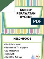 Konsep Perawatan Hygene