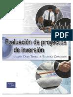 EVALUACION DE PROYECTOS DE INVERSION, De la Torre&Zamarron.pdf