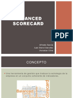 Balanced Scorecard- Dip