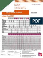 15 avril SNCF