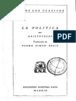 politicaAristoteles. Cap. 1 y 2.pdf