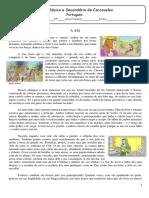 A AIA - texto+compreensão