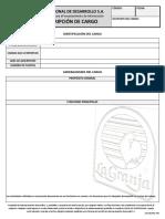Af-gn-pd001-Fo09 Instrumento Para El Levantamiento de Información
