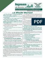 Al Bayaan no 4 Shabaan 1440 - April 2019