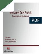 Method of delay analysis Hill UK.pdf