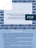 Prepositions 1 0