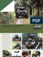 CML JCB Groundhog-Military