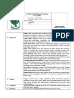 7.1.1.1 SOP Pendaftaran Pasien UGD