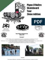 Pigne Huitre Skateboard